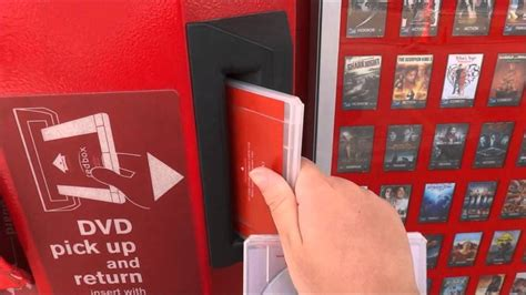 How to Return a Redbox Movie - YouTube
