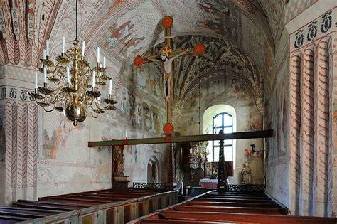 alnoe gamla kyrka