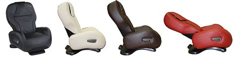 ijoy 2720 robotic human touch chair ht 2720 recliner by interactive health products new