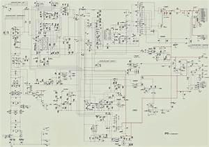Sony Kdl 40u4000 Lcd Tv Service  U0026 Repair Manual
