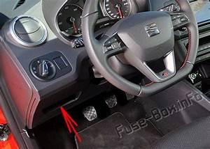 Fuse Box Diagram  U0026gt  Seat Ibiza  Mk4  6p  2016