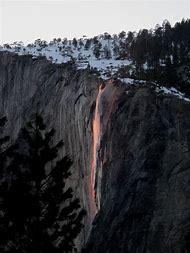 Yosemite National Park Lava