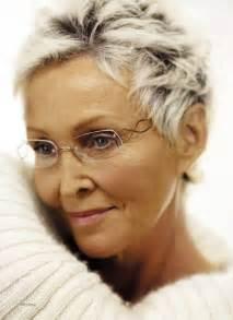 Pixie Hairstyles for Short Hair for Older Women