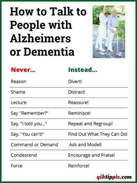 good     speak    alzheimers