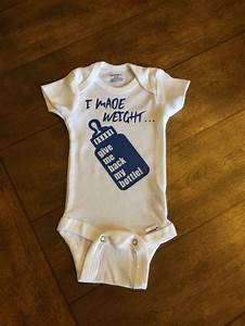 Angel Baby Design Wrestling Onesie Sugarmaplesstudio Imadeweight