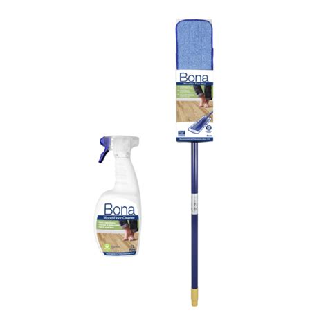 bona floor cleaning starter kit for varnished floors