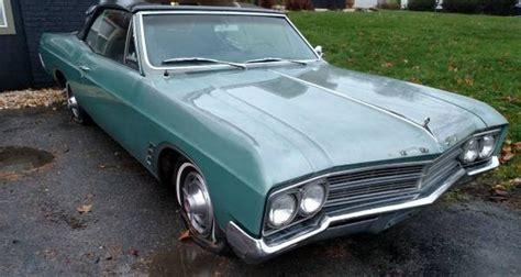 1966 Buick Skylark Convertible For Sale by 1966 Buick Skylark Convertible Frameworthy