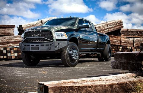 Dodge Lifted Truck Wallpaper by Lifted Trucks Wallpapers Wallpaper Cave