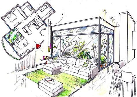 progetto interno casa serra in casa
