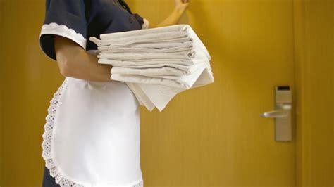 interim femme de chambre femme de chambre un métier qui recrute