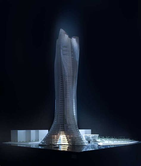 michael schumacher tower abu dhabi building  architect