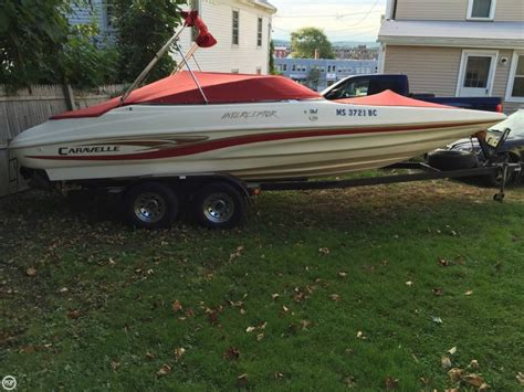 Power Boats For Sale Ma by 1999 Caravelle 23 Power Boat For Sale In Willimansett Ma