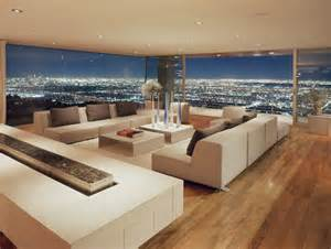 contemporary livingrooms how to decorate a room with a city view