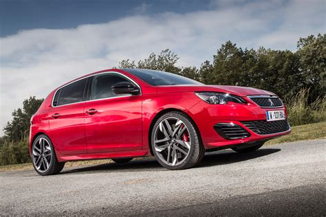 peugeot  gti revealed pictures auto express