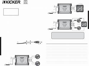 Kicker Amplifier Wiring Diagram