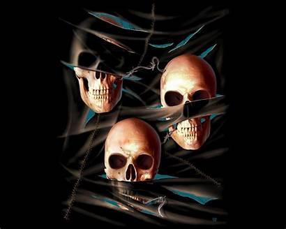 Skull Wallpapers Evil Dark Horror Skeleton Skulls