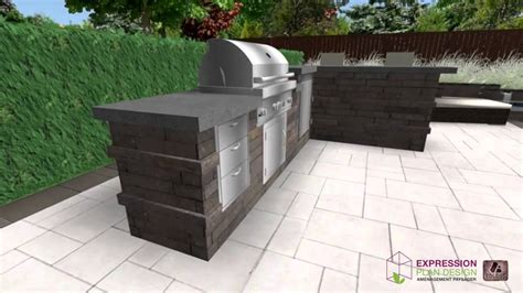 cuisine exterieure fabriquer cuisine exterieure maison design bahbe com