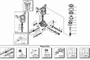 Pressure Washer Pump Parts Diagram