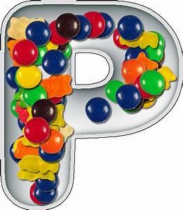 presentation alphabets candy dish letter p With alphabet letter candy dishes