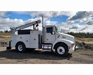 2002 Kenworth T300 Service    Utility Truck For Sale