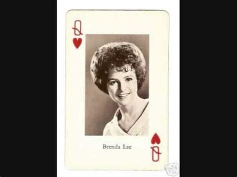 brenda lee i ll be seeing you 1000 images about music brenda lee on pinterest the