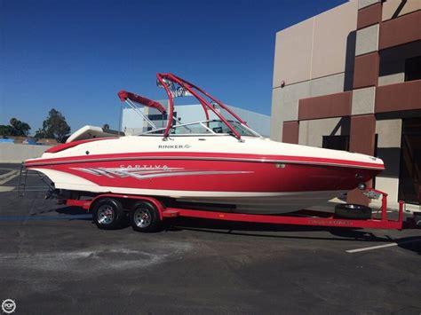 Boats For Sale Riverside California by 2008 Rinker 246 Captiva Riverside California Boats