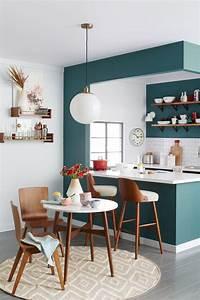 Table Cuisine Petit Espace : comment manger dans sa cuisine cocon d co vie nomade ~ Teatrodelosmanantiales.com Idées de Décoration