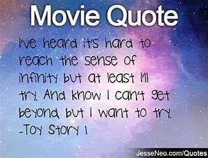 TOY STORY 3 Quotes Like Success