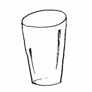 Cup Of Water Clipart Black And White | Clipart Panda ...