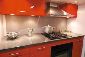 Peinture Spéciale Cuisine : peinture resine speciale plan de travail resinence ~ Melissatoandfro.com Idées de Décoration