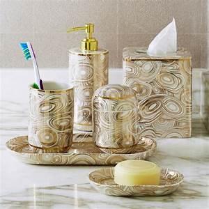Accessoires salle de bain garantis a impressionner vos invites for Salle de bain design avec billes de verre décoratives