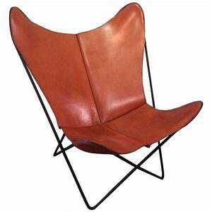 Hardoy Butterfly Chair : leather butterfly chair by jorge ferrari hardoy for knoll at 1stdibs ~ Sanjose-hotels-ca.com Haus und Dekorationen