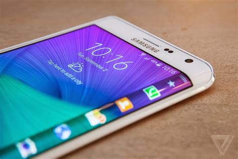 new galaxy note edge coming out