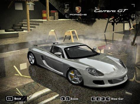 porsche nfs need for speed most wanted porsche carrera gt nfscars