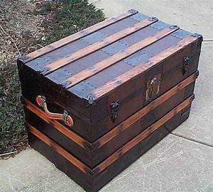 Collecting Antique Trunks