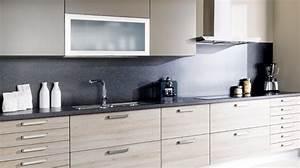 Cuisine Moderne En Bois : la cuisine moderne est en bois clair ~ Preciouscoupons.com Idées de Décoration