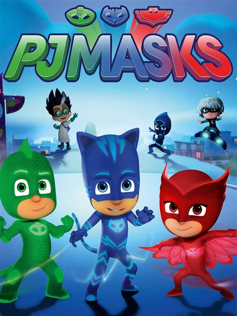 Pj Masks Tv Show News Videos Full Episodes And More