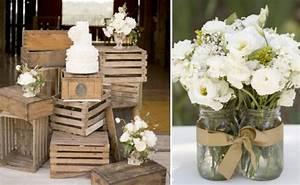 Deco Mariage Vintage : des id es pour une d co mariage vintage d corations de f te ~ Farleysfitness.com Idées de Décoration