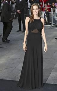 Angelina Jolie admits she feels 'great' at World War Z ...