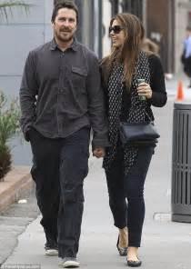 Dark Knight Christian Bale Wife Sibi Lunch Beverly Hills