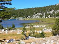 Gaylor Lakes Yosemite National Park