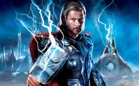 15+ Superhero Thor Wallpaper Hd PNG