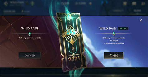 Riot Games introduces Wild Pass Battle Pass in Wild Rift