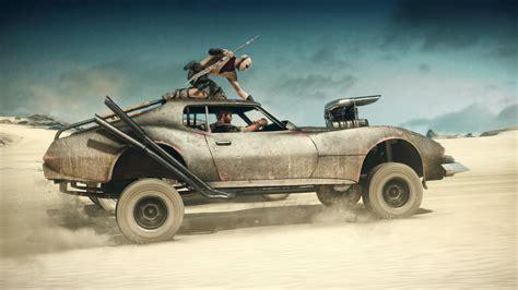 Holy Crap, Mad Max's Car Combat Sounds Good