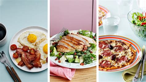 14-day Complete Low-carb Diet Meal Plan, All You Need