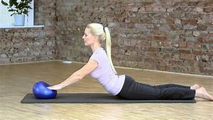 Pilates Mini Exercise Ball