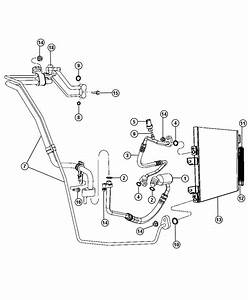 2011 Jeep Patriot Cap  A  C Charge Valve  High Side