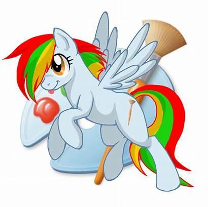 Paint Ms Vlc Ponies Finder Deviantart Fimfiction