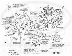 2002 Thunderbird Engine Compartment Diagram