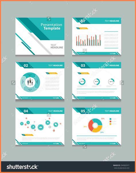company powerpoint template company letterhead